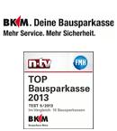BKM - TOP Bausparkasse