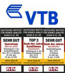 VTB Festgeldkonto