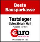 Schwäbisch Hall - Beste Hausparkasse